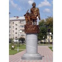 Фигура в г.Ялуторовск (Россия, 2008)