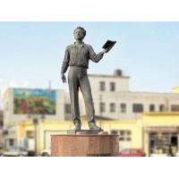 Figure in Асмэра (Эритрея, 2009)