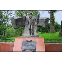 Фигура в г.Витебск (Беларусь, 1989)