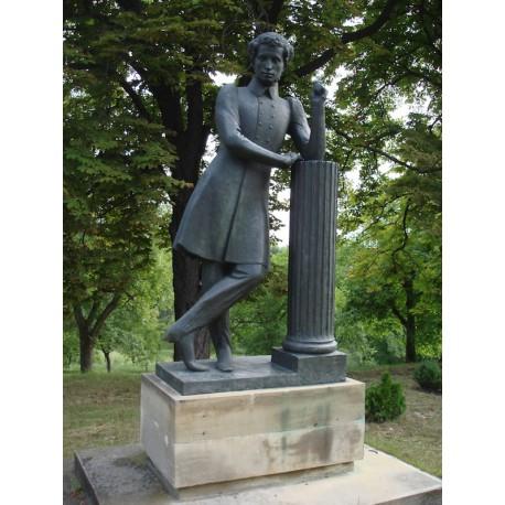 Фигура в г.Долна (Молдова, 1972)