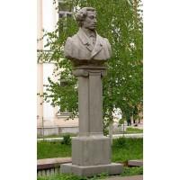 Бюст в г.Орёл (Россия, 1999)