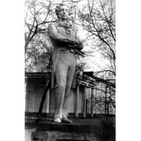 Figure in Петропавловск (Казахстан, 1956)