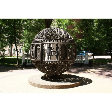 Стела в г.Ростов-на-Дону (Россия, 1985)