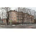 Фасадный в г. Пушкин (Россия, 1963)