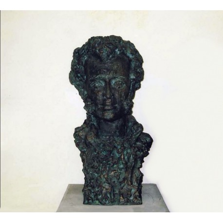 Bust in Moscow (Russia, 2010)
