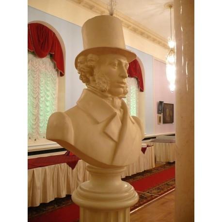Bust in Москва (Russia, 2002)