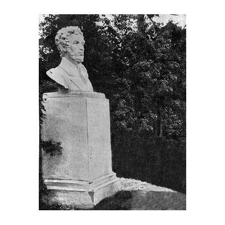Bust in Великий Новгород (Russia, ?)
