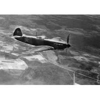 Самолет в г.Авиаполк (СССР, 1943)