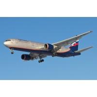 Самолет в г.Москва (Россия, 1994-2014)