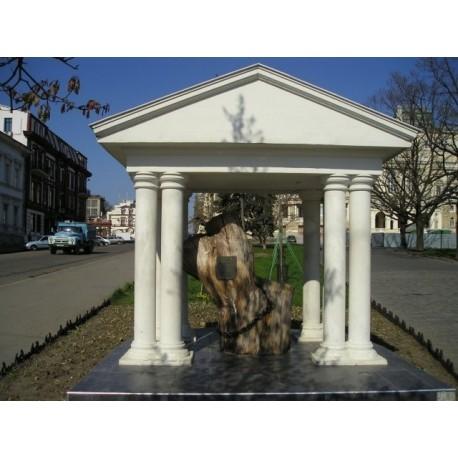 Пушкинский дуб в г.Одесса (Украина, 2001-2006)
