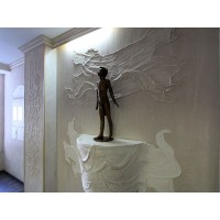 Figure in Екатеринбург  (Russia, 2001)