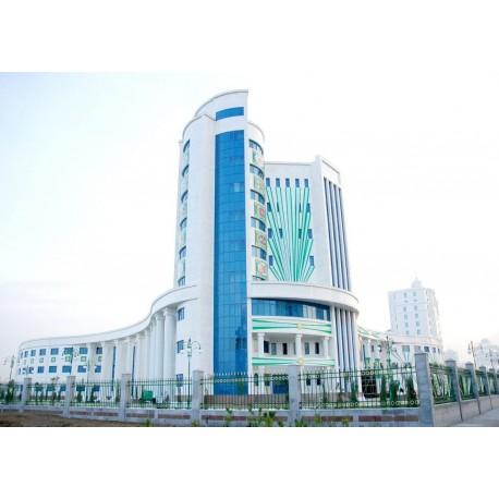 Совместная туркмено-российская средняя общеобразовательная школа имени А.С.Пушкина, г.Ашхабад (Туркменистан)