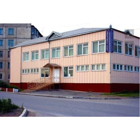 Центральная городская библиотека имени А.С.Пушкина, г.Ачинск (Russia)