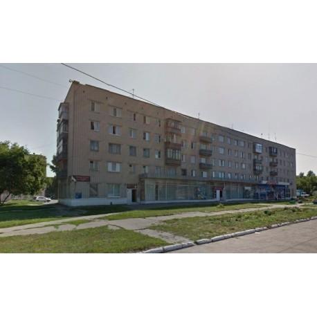 Библиотека №10 имени А.С.Пушкина, г.Барнаул (Russia)
