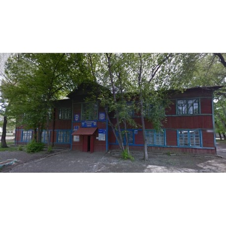 Библиотека филиал имени А.С.Пушкина, г.Белогорск (Russia)