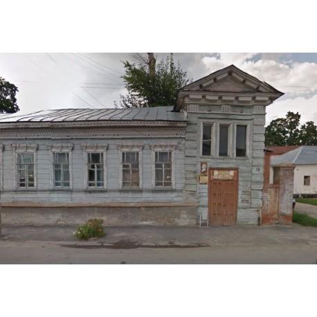 Детская библиотека имени А.С.Пушкина, г.Елец (Russia)