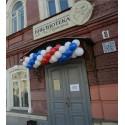 Центральная городская библиотека имени А.С.Пушкина, г.Кострома (Russia)