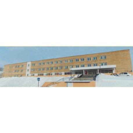 Центральная районная библиотека имени А.С.Пушкина, г.Михайлов (Россия)