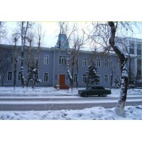 Национальная библиотека имени А.С.Пушкина, г.Кызыл (Russia)
