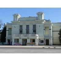 Городской театр имени А.С.Пушкина, г.Евпатория (Россия)
