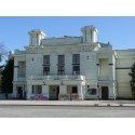 Городской театр имени А.С.Пушкина, г.Евпатория (Russia)