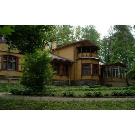 Литературный музей имени А.С.Пушкина, г.Вильнюс (Литва)