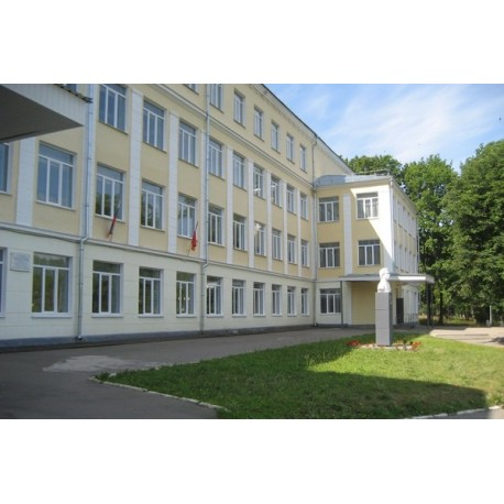 Школа № 26 имени А.С.Пушкина, г.Смоленск (Россия)