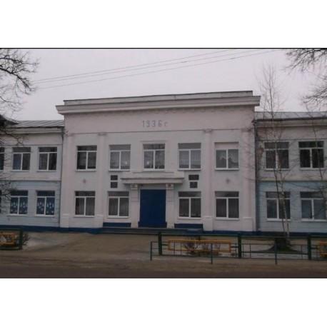 Школа №1 имени А.С.Пушкина, г.Ржев (Россия)