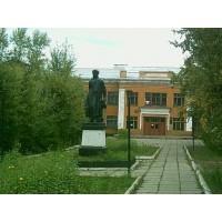 Школа № 8 имени Пушкина, г.Черемхово (Russia)