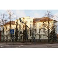 Тартуская Пушкинскавя гимназия, г.Тарту (Эстония)