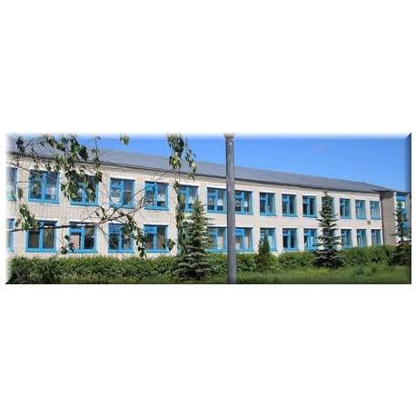 Средняя школа имени А.С.Пушкина, г.Большое Болдино (Russia)