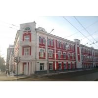 Средняя общеобразовательна школа №6 имени А.С.Пушкина, г.Калуга (Russia)