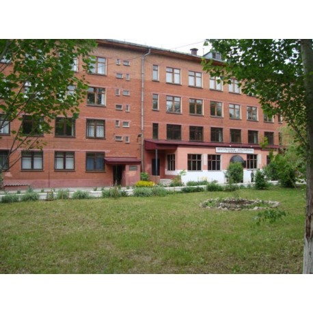 Центральная библиотека имени А.С.Пушкина, г.Новокуйбышевск (Россия)