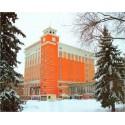 Национальная библиотека имени А.С.Пушкина, г.Саранск (Russia)