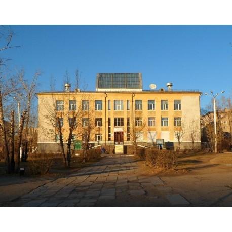 Краевая универсальная научная библиотека имени А.С.Пушкина, г.Чита (Russia)