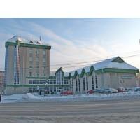 Центральная городская библитека имени А.С.Пушкина, г.Сургут (Russia)
