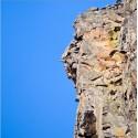 Профиль Пушкина на скале в Гурзуфе, Крым (Russia)