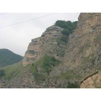 Профиль Пушкина на скале, Кабардино-Балкария (Россия)