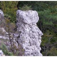 Профиль Пушкина на скале, Крым (Россия)
