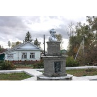 Bust in Лукоянов (Russia, 1999)