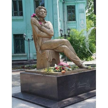 Фигура в г.Уссурийск (Россия, 2016)