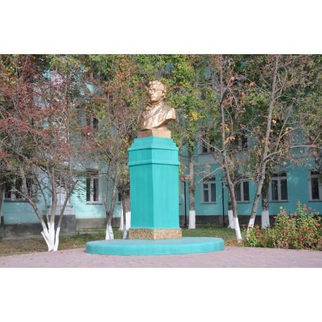 Бюст в г.Уральск (Казахстан, 1949)