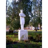 Фигура в селе Кокино (Россия,