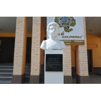 Bust in Луховицы (Russia, 1990-е)