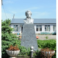 Bust in Сапожок (Russia, ?- )
