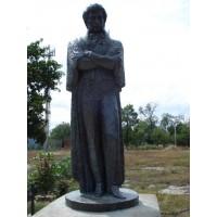 Фигура в станице Екатериноградская (Россия, 1997)