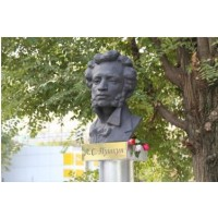 Bust in  Элиста (Russia, 2015)