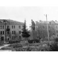 Фигура в г. Щёлково (Россия, 1960-е)