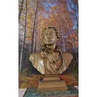 Bust in  Орёл (России, ?)