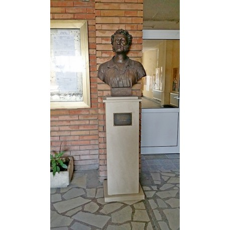 Bust in Шумен (Болгария, 2009)